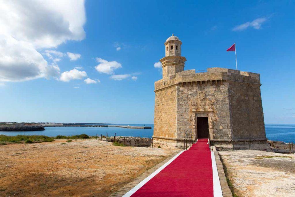 Castell-de-Nicolau-en-Ciutadella-de-Menorca
