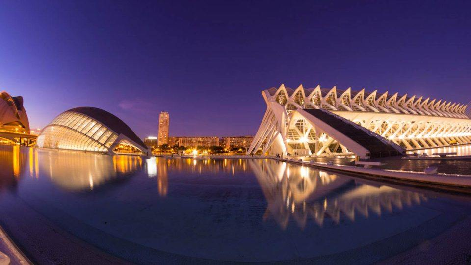 City-of-Arts-and-science-in-Valencia-II