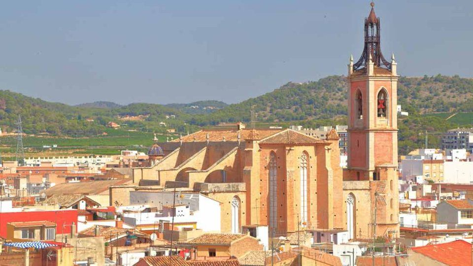 Old town of Sagunto, Valencia