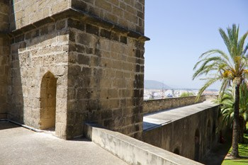 Denia Castle and old walls