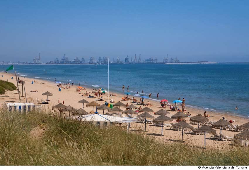 El-Saler-beach-in-Valencia