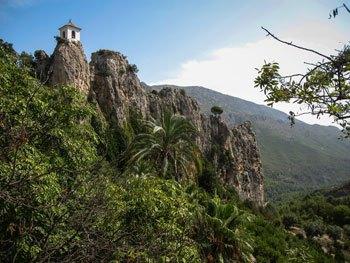 Guadalest Castle I