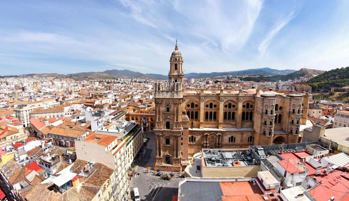 Malaga-Cathedral-panoramic-view-over-the-city