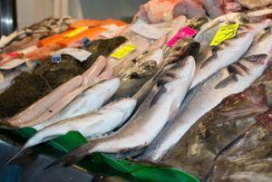 Market fish in Cullera