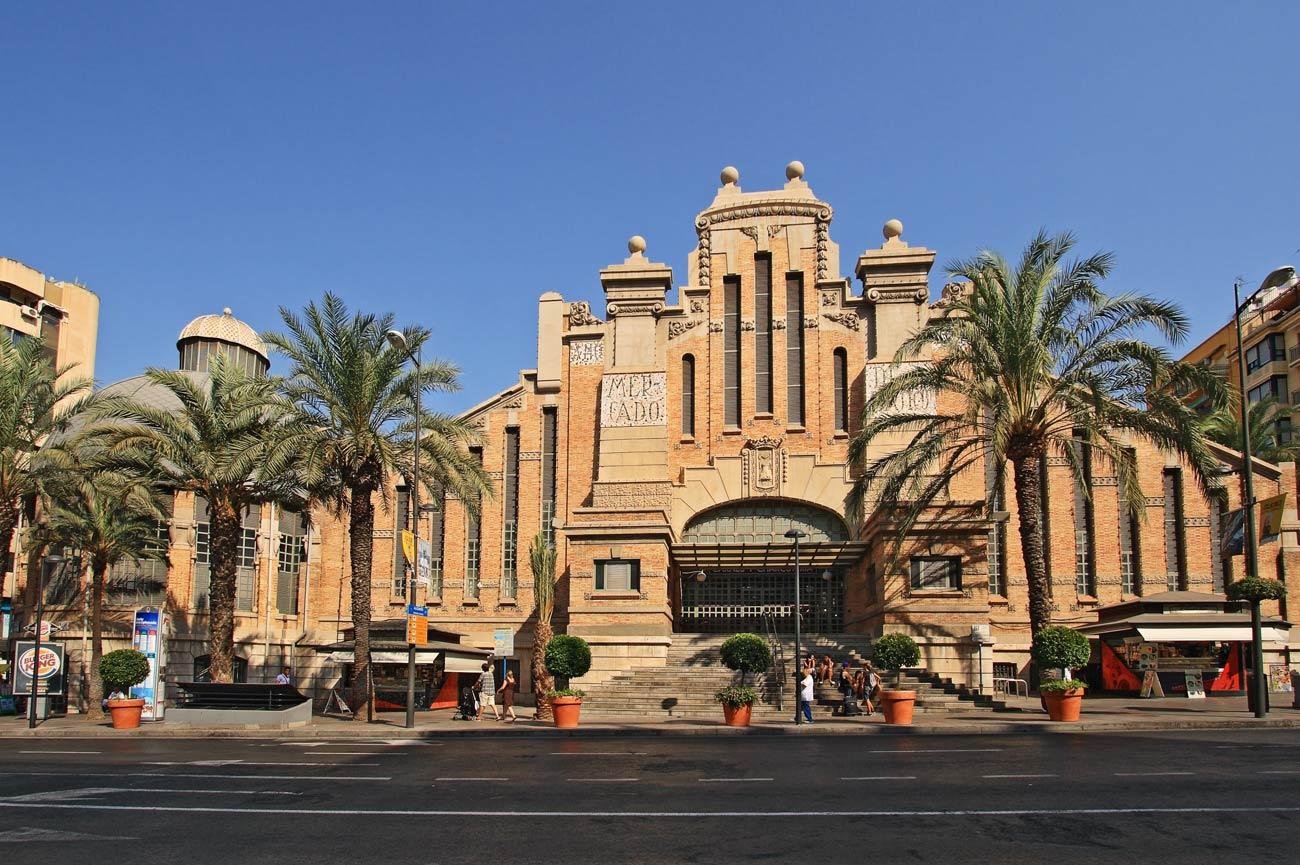 Alicante Central Market