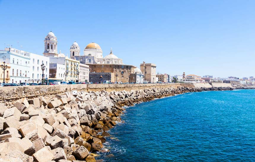 Panoramic-view-Cadiz-City-Costa de la Luz
