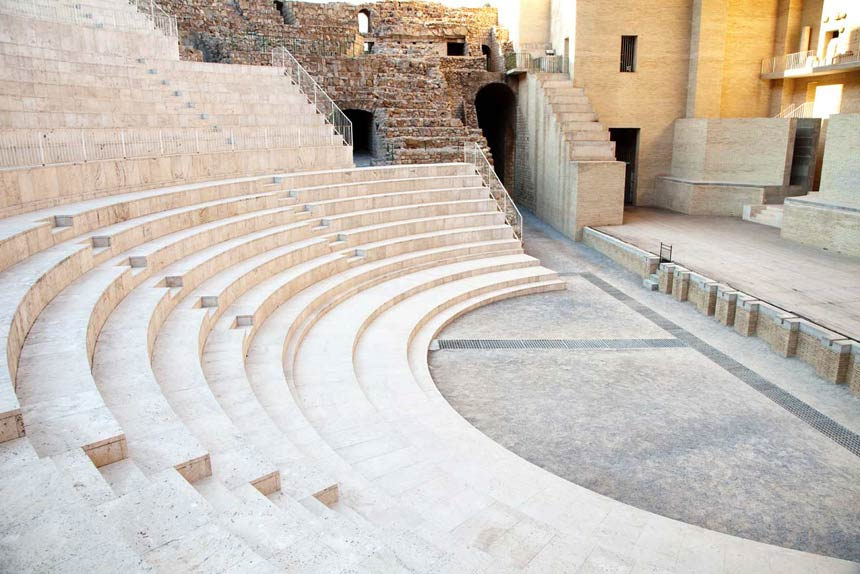 Roman Theater in Sagunto