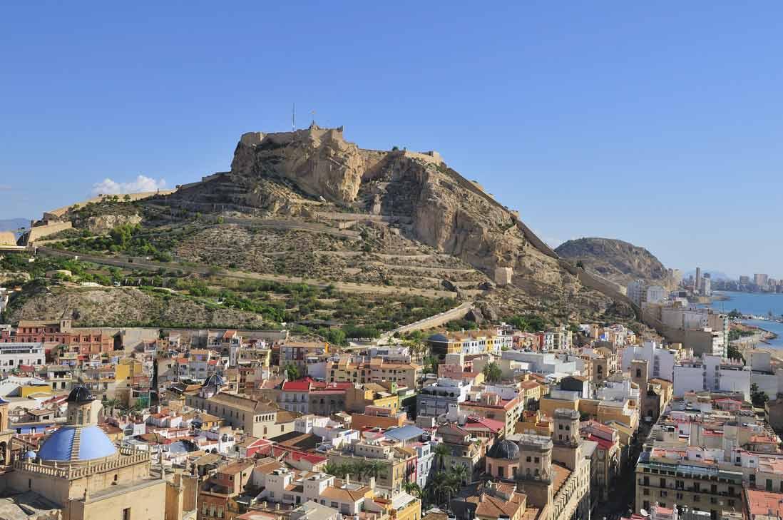 Santa Bárbara Castle: Best things to do in Alicante  Tripkay