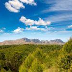 The Sierra de Bernia