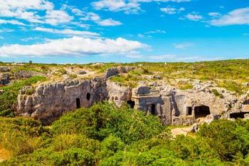 Talayotic Necropolis of Cala Morell