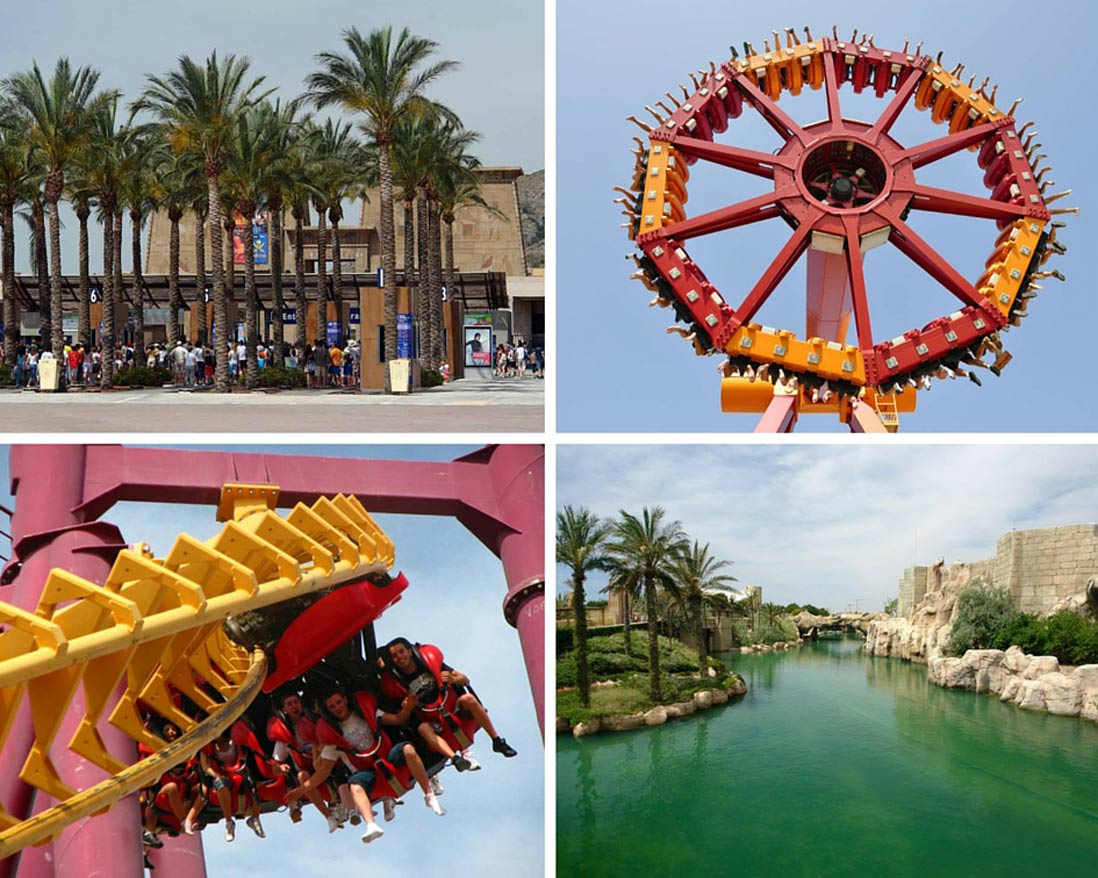 Terra M 237 Tica Theme Park Best Things To Do In Benidorm