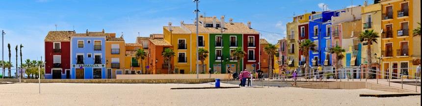 Villajoyosa-painted-houses