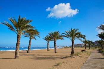Punta del Raset beach