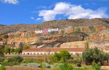 Terra Mitica theme park in Benidorm