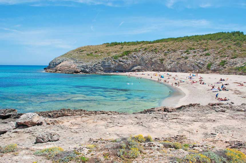 complete guide all beaches Mallorca