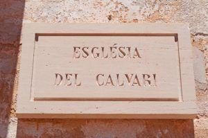 Calvari church signal