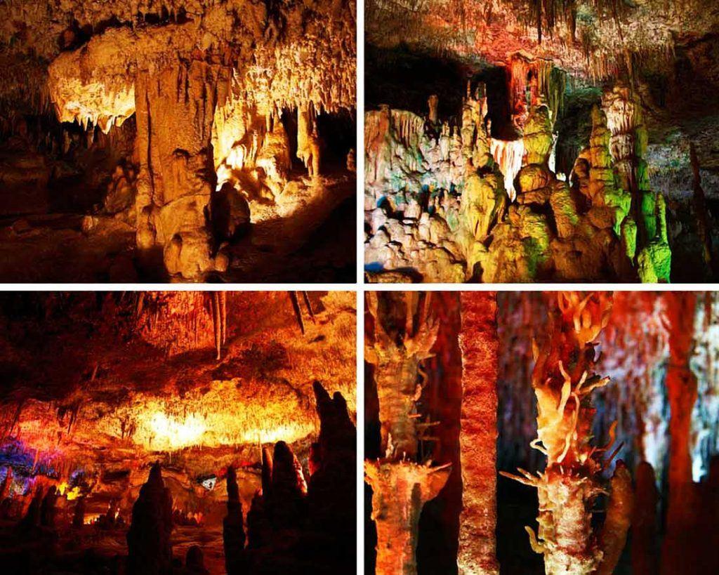Caves dels Hamms caves
