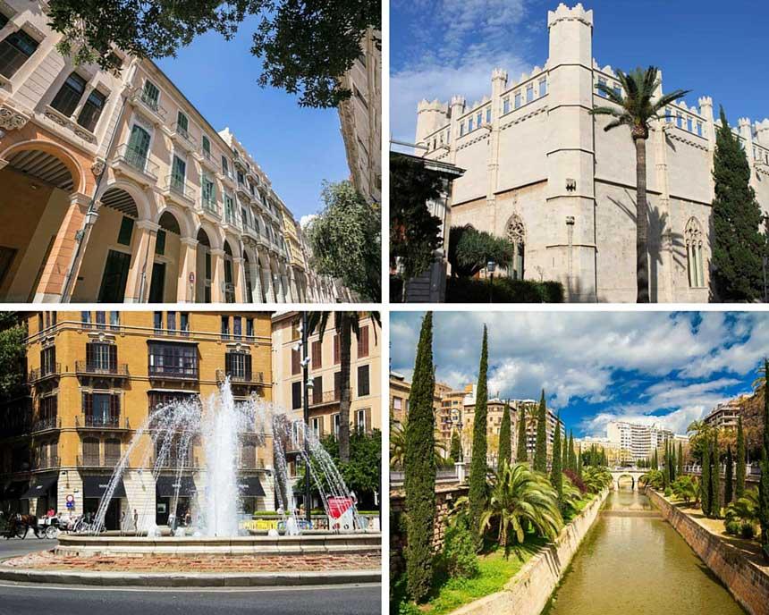 Palma-Mallorca-streets-photo-collage