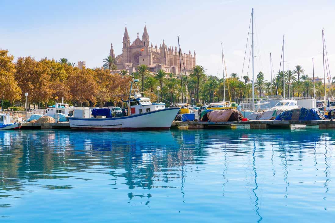 Palma De Mallorca Cathedral La Seu Tripkay
