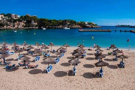 beautifull picture of Porto Cristo main beach