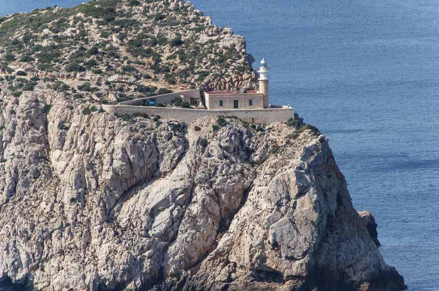 Sa Dragonera lighthouse
