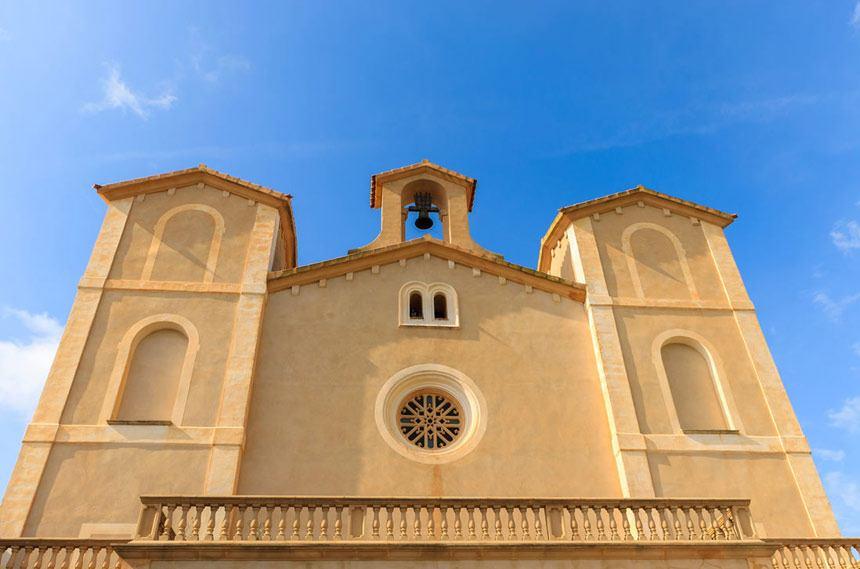 Sant-Salvador-Sanctuary