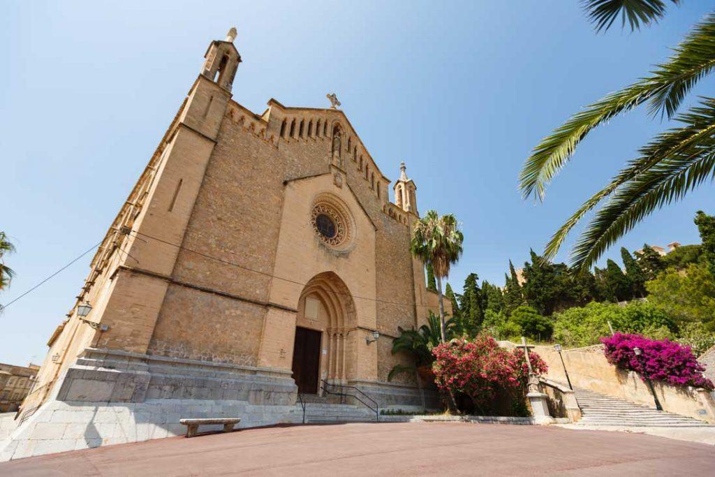 iglesia-parroquial-de-Arta-en-Mallorca