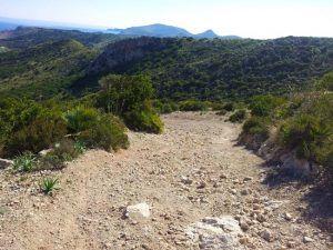 Road to Cala Road