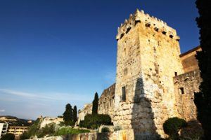 Old Roman walls of Tarragona