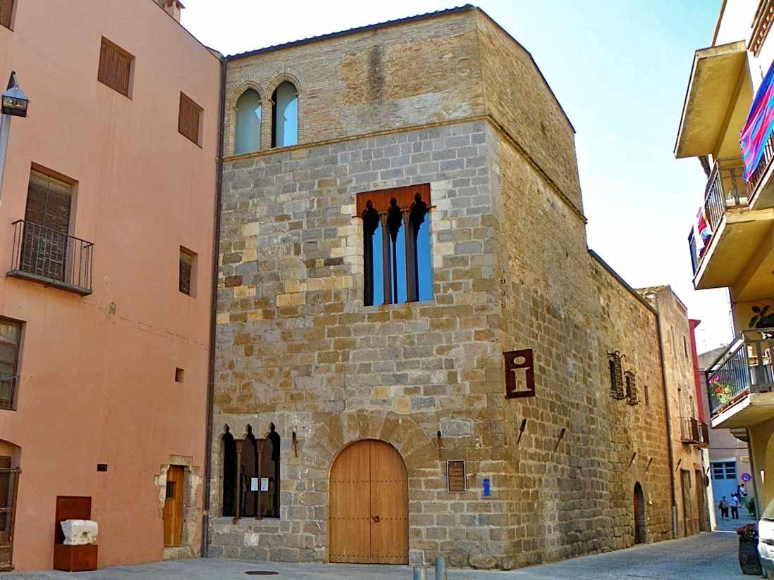 Curia Museum in Castello d'empuries