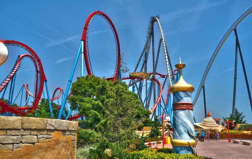 Dragon-Khan-in-PortAventura-theme-park