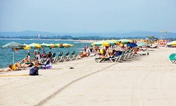 parasailing Empuriabrava beach