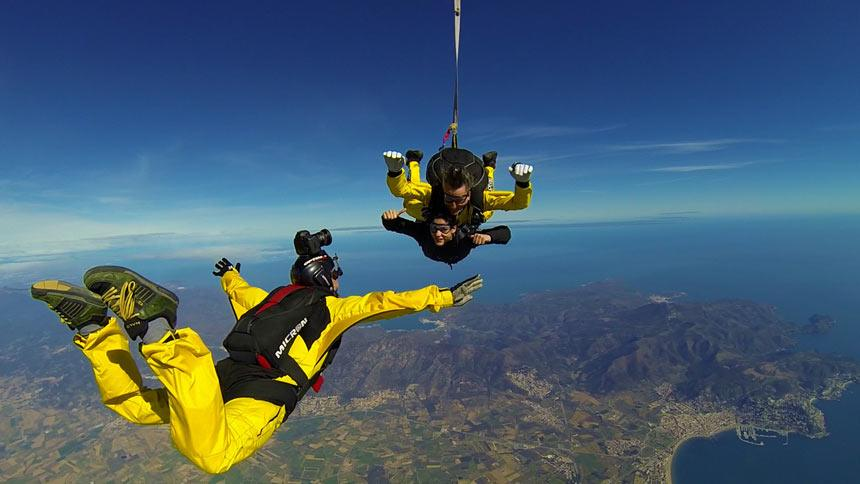 Empuriabrava skydiving