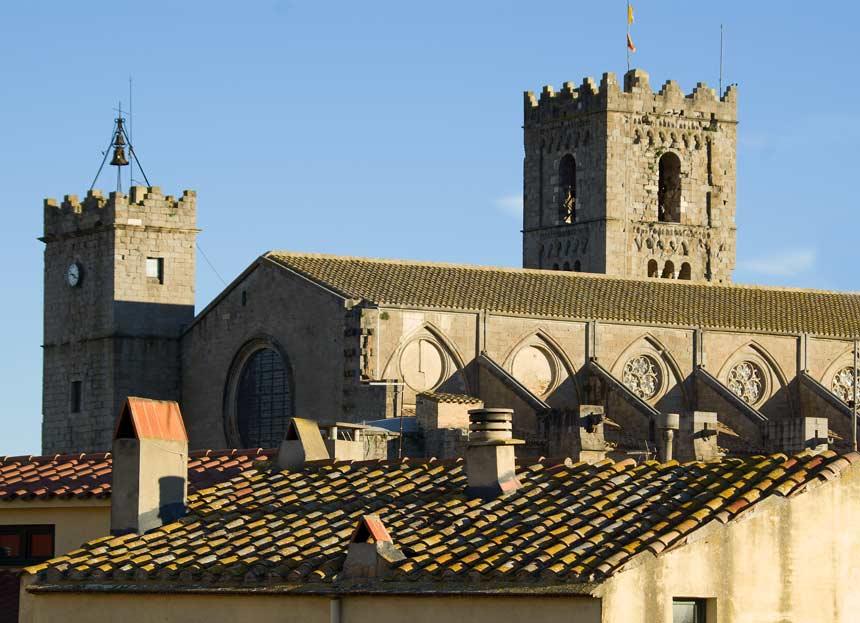 Iglesia Castello d'empuria Brava