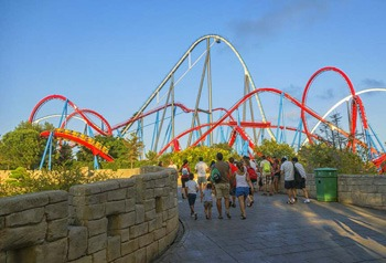places to see in Salou, PortAventura