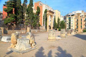 Roman forum Tarragona