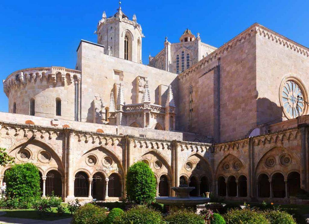 Tarragona Cathedral inside tarragona