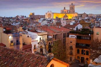 Vista panorámica de Tarragona
