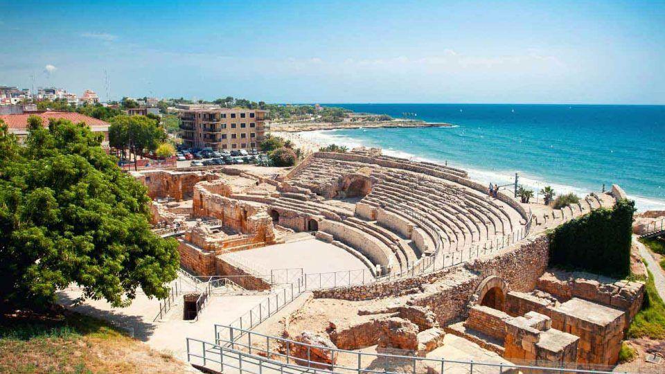Roman Tarragona, Costa Dorada, Spain