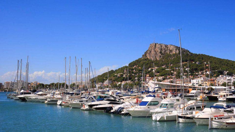 l'Estartit Marina Port