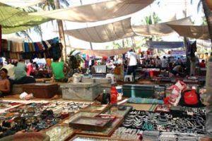 Formentera market