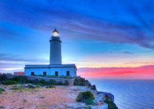 La Mola lighthouse