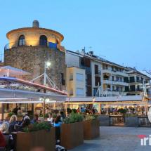 restaurantes junto a la torre de cambrils