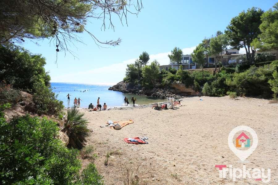 Cala Calafat Ametlla de Mar