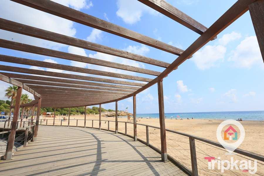 playa arrabassada en tarragona