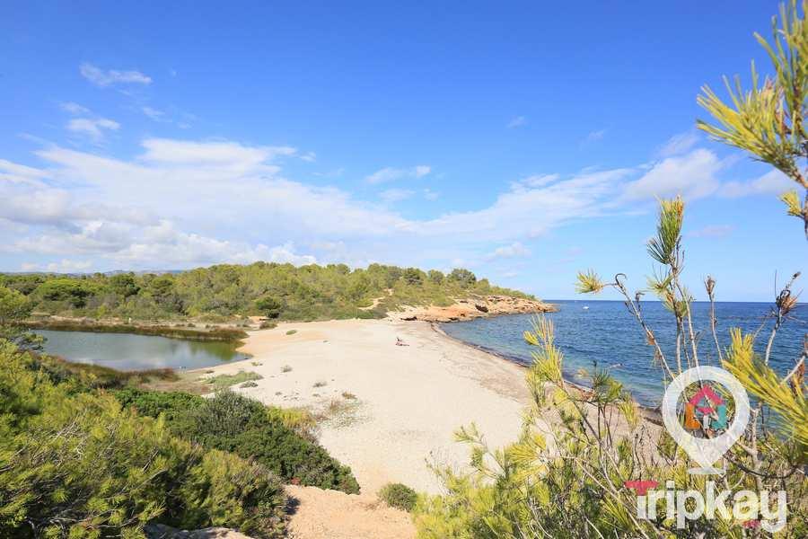 playa-de-santes-creus, Ametlla de Mar