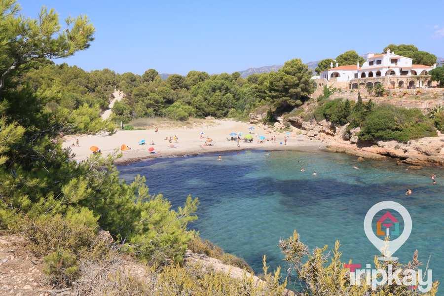 Playa Estany Tort