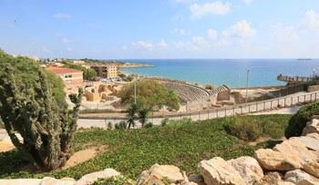 Playa del Miracle de Tarragona