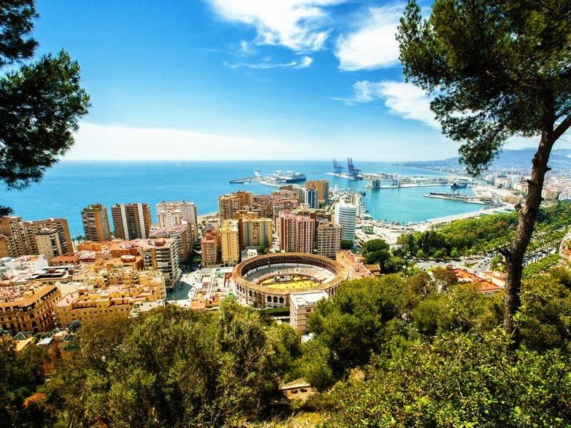 De tapas por Málaga