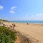 Playa Sabinosa